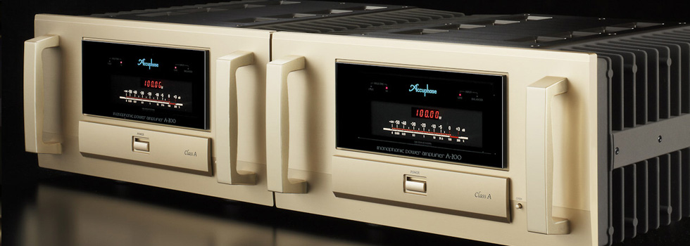 20 ACCUPHASE